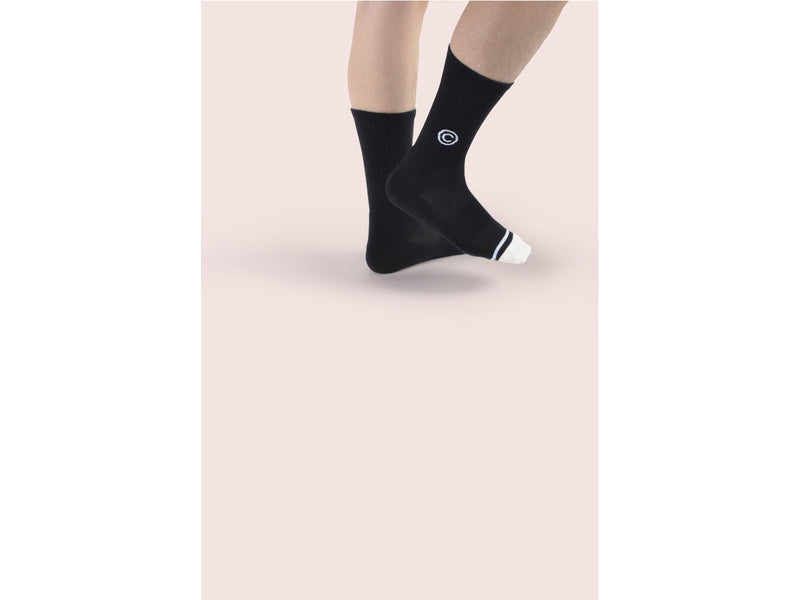 SeventySix <br> BLK <br> MID-CALF ATHLETIC