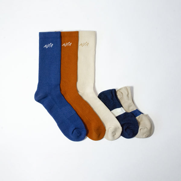 Summer Solids<br>Multi<br>5 Pack