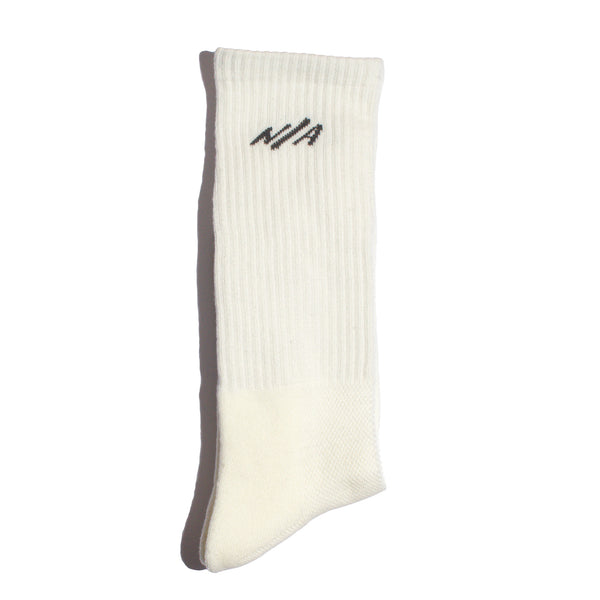 TEN <br> WHT <br> MID-CALF ATHLETIC