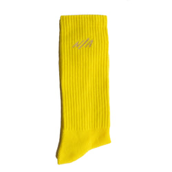 TEN <br> YELLOW <br> MID-CALF ATHLETIC