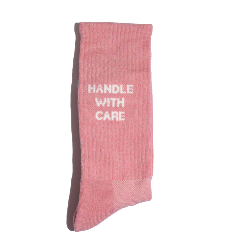 Handle With Care<br> PNK<br> MID-CALF ATHLETIC