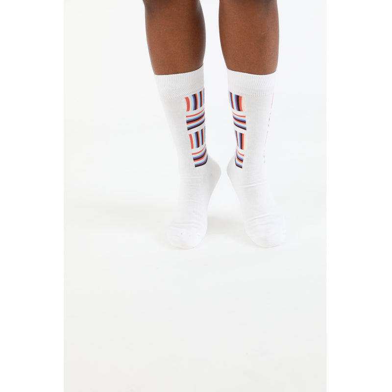 EIGHTY ONE <br> WHITE <br> MID-CALF