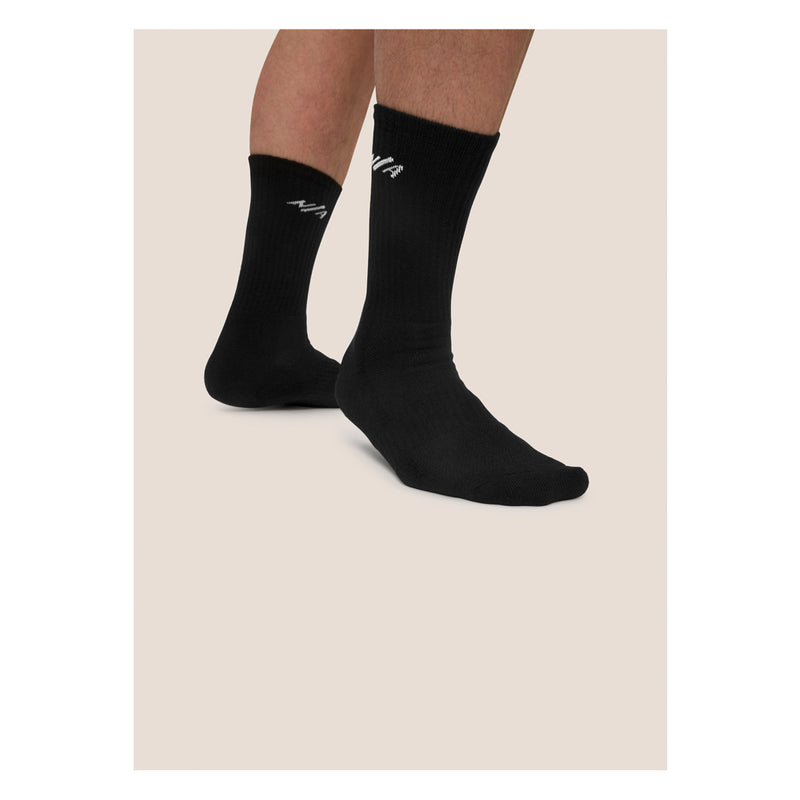 TEN <br> BLK <br> MID-CALF ATHLETIC