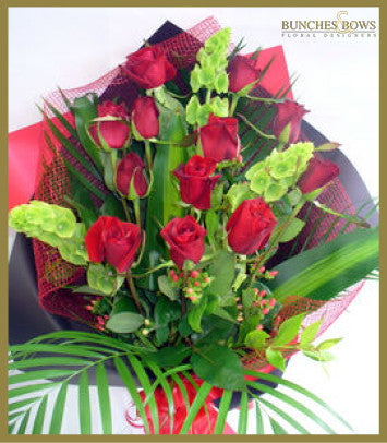 1 Dozen Red Roses, Bunches & Bows Florist, Shop 9, Albion Place, Dunedin 9016.jpg