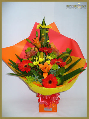Bouquet in Vox, Bunches & Bows Florist, Shop 9, Albion Place, Dunedin 9016.jpg