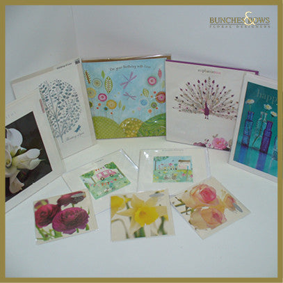 Greeting Cards, Bunches & Bows Florist, Shop 9, Albion Place, Dunedin 9016