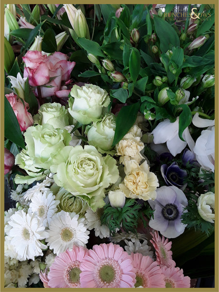 Pastels Florist Choice
