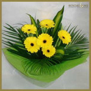 Sunshine Bouquet, Bunches & Bows Florist, Shop 9, Albion Place, Dunedin 9016.jpg