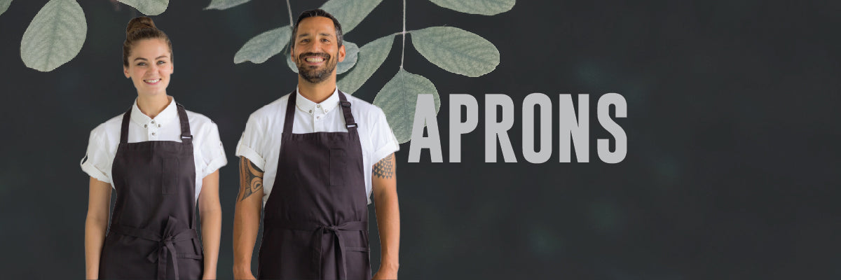 Premium Aprons for Restaurants, Cafes, Hotels, Florists, Hospitality.