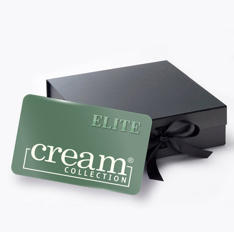 Cream Elite Loyalty plan