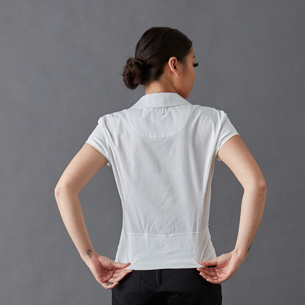 Chef-shirt-simone-White-Back
