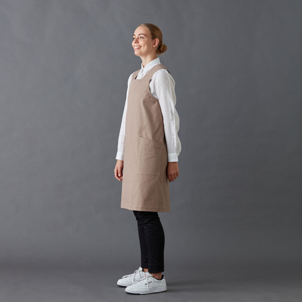 Apron Japanese, 100% Organic Cotton