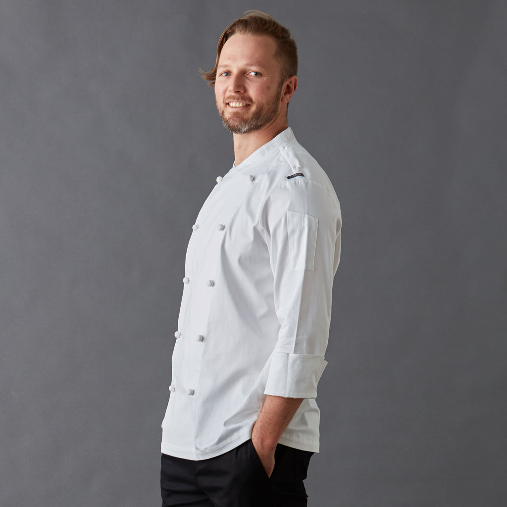 Men's-Executive-Chef-Jacket-Long-Sleeve-Side