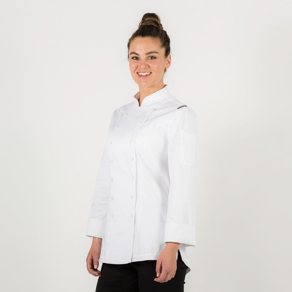 Women's-Premium-Long-Sleeve-Chef-Jacket-Side