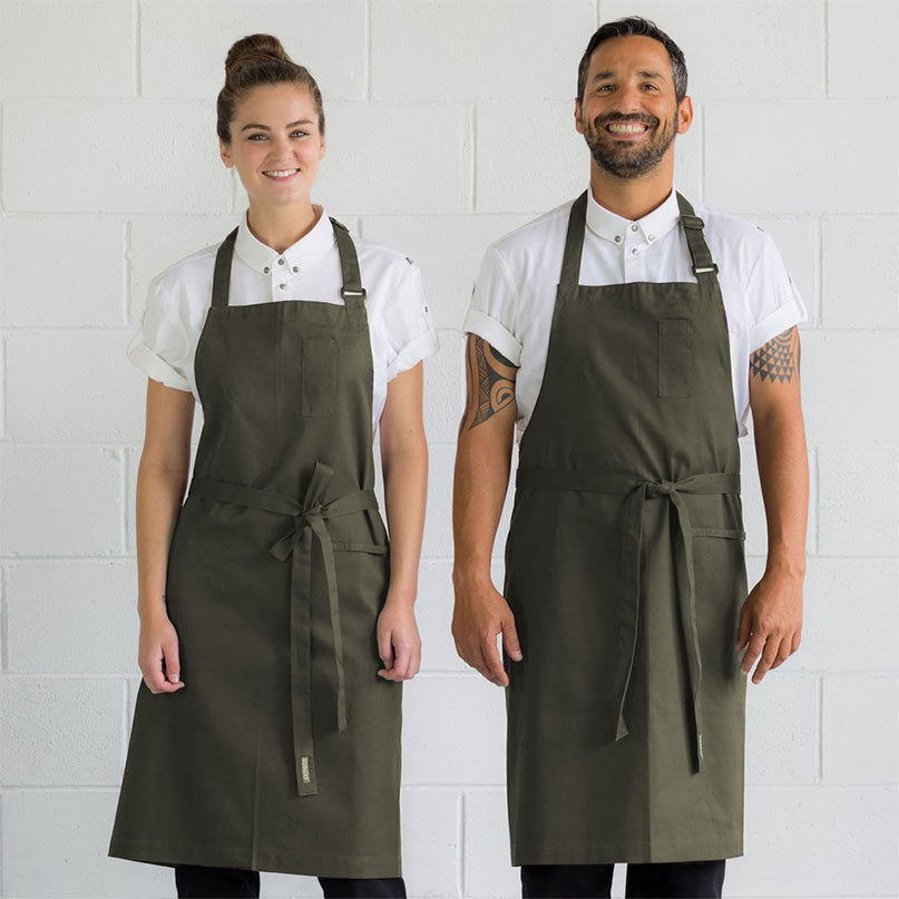 Apron-Jo-adjustable-neck-strap-front-olive