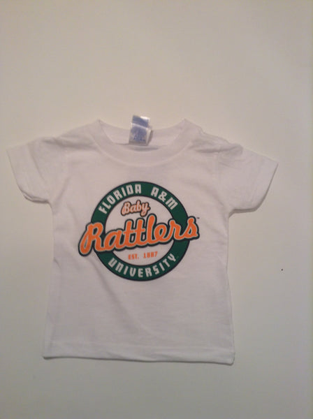 FAMU Circular Tradition T-shirt White
