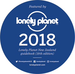 Feature in Lonely Planet