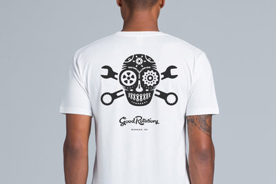 Good Rotations 'Day of the Bike' Tee