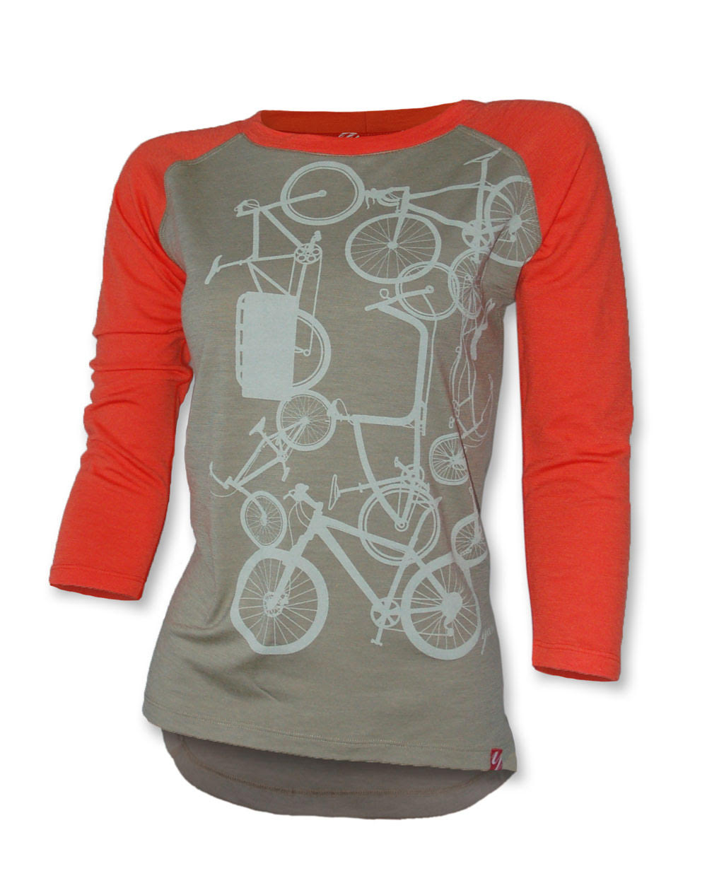 Yank Merino Women's 3/4 Riding Top