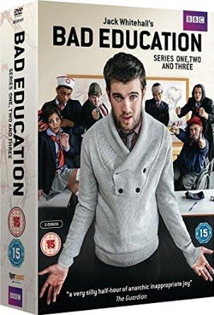 The Good And Very Very Bad Education >> Bad Education Series 1 3 Dvd Buy Australia
