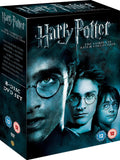 Harry Potter - The Complete 8-Film Collection [DVD]