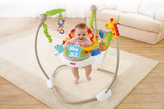 ca812785a Fisher Price Jumperoo Rainforest Friends Baby Australia