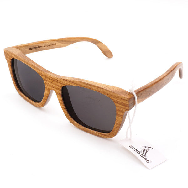 2015 Newest Fashion Bamboo Wooden sunglasses wooden eyeglass frames su
