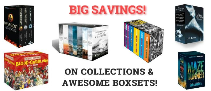 Big saving on Collections & Boxsets