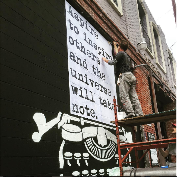 Street Artist Interview: WRDSMTH