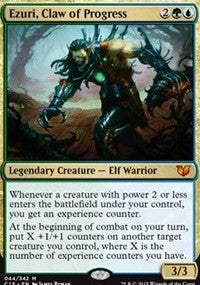 Magic the gathering Ezuri, Claw of Progress (nonfoil)