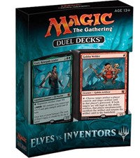 Duel Decks: Elves vs. Inventors - Box Set Magic The gathering