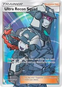 Pokemon Ultra Recon Squad (foil) full art edition