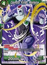 Dragon Ball Super Single Combo Killer Anilaza (foil)