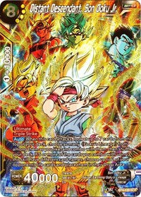 Dragon Ball Super Single Distant Descendant, Son Goku Jr. (foil)