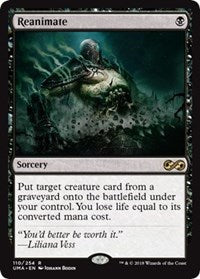 Copy of Magic the gathering Reanimate (nonfoil)