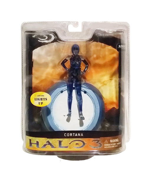 McFarlane Toys Halo 3 Series 1: Cortana Action Figure