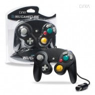 Wired Controller for Wii/ GameCube (Black)