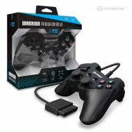 """Warrior"" Premium Controller for PS2 (Black)"