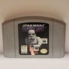 Star Wars Shadows of the Empire (N64)
