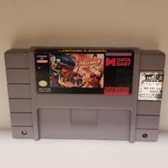 Fighter's History (SNES)