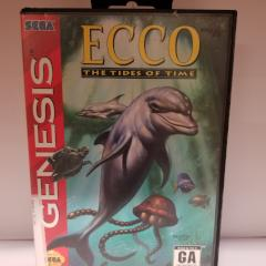 Ecco The Tides of Time (Sega Genesis)