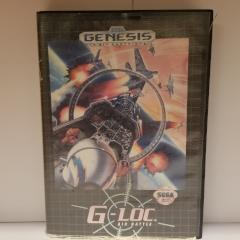 G-LOC Air Battle (Sega Genesis)