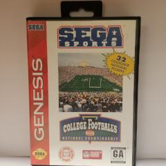 College Football's National Championship (Sega Genesis)