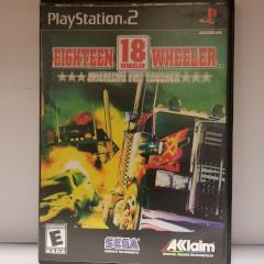 18 Wheeler American Pro Trucker (PS2)