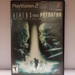 Aliens vs. Predator Extinction (PS2)