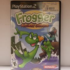 Frogger Ancient Shadow (PS2)