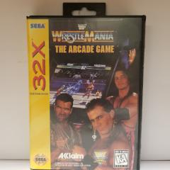 WWF Wrestlemania: Arcade Game (Sega 32X)