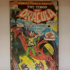 Tomb of Dracula #12 (Poor Condition)