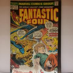 Fantastic Four #141 (Poor Condition)