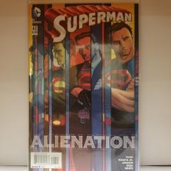 Superman Action Comics Comic Book Alienation (Fair Condition)